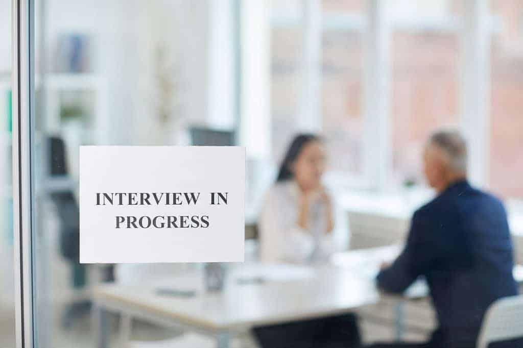job interrview